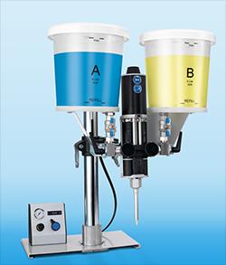 Meter Mix Dispense Equipment Ashby Cross