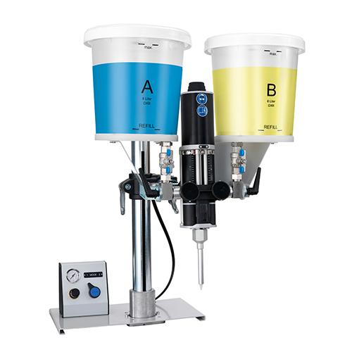 Meter, Mixing, Dispensing Equipment | Ashby Cross