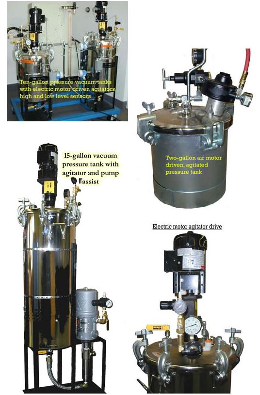 Vacuum Tanks For Dispensing Equipment Ashby Cross